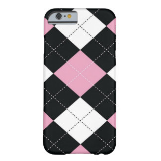 iPhone 6 case - Argyle Squares - RockCandy Barely There iPhone 6 Case