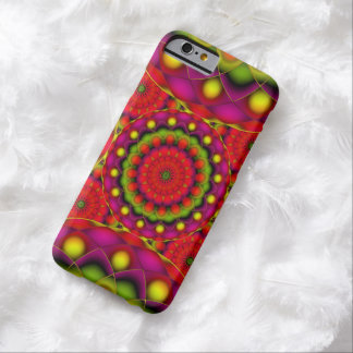iPhone 6 Case Barely Mandala Psychedelic Visions