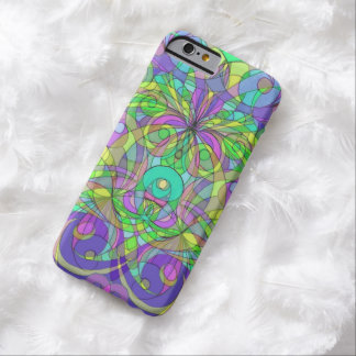 iPhone 6 Case Barely There Ethnic Style