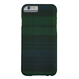 iPhone 6 case Black Watch Modern Tartan Case Barely There iPhone 6 Case