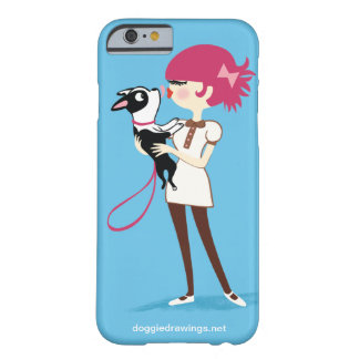 "iPhone 6 case: Boogie Loves All-Mighty ""Boris"" Barely There iPhone 6 Case"