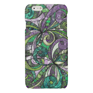 iPhone 6 Case Drawing Floral