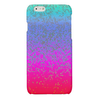 iPhone 6 Case Glitter Star Dust Glossy iPhone 6 Case