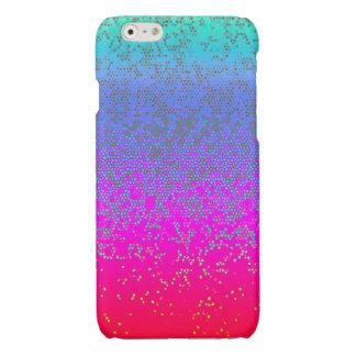 iPhone 6 Case Glitter Star Dust Glossy iPhone 6 Case