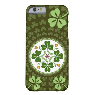 iPhone 6 case - Irish Good Luck Hex
