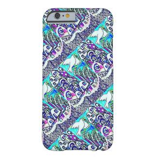 iPhone 6 case Jerusalem City Lavender Hamsa cell