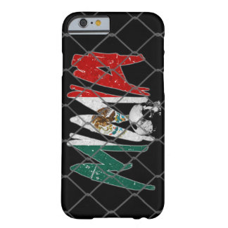iPhone 6 case Mexico MMA Black Barely There iPhone 6 Case