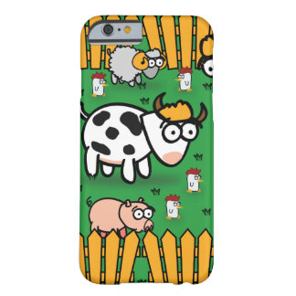 iPhone 6 Case On The Funny Animal Farm