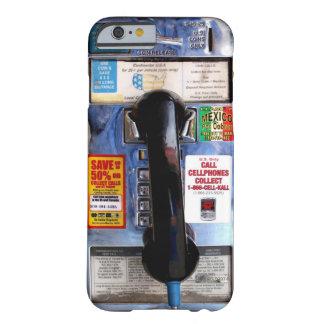iPhone 6 case Payphone Case Retro Old School Desig