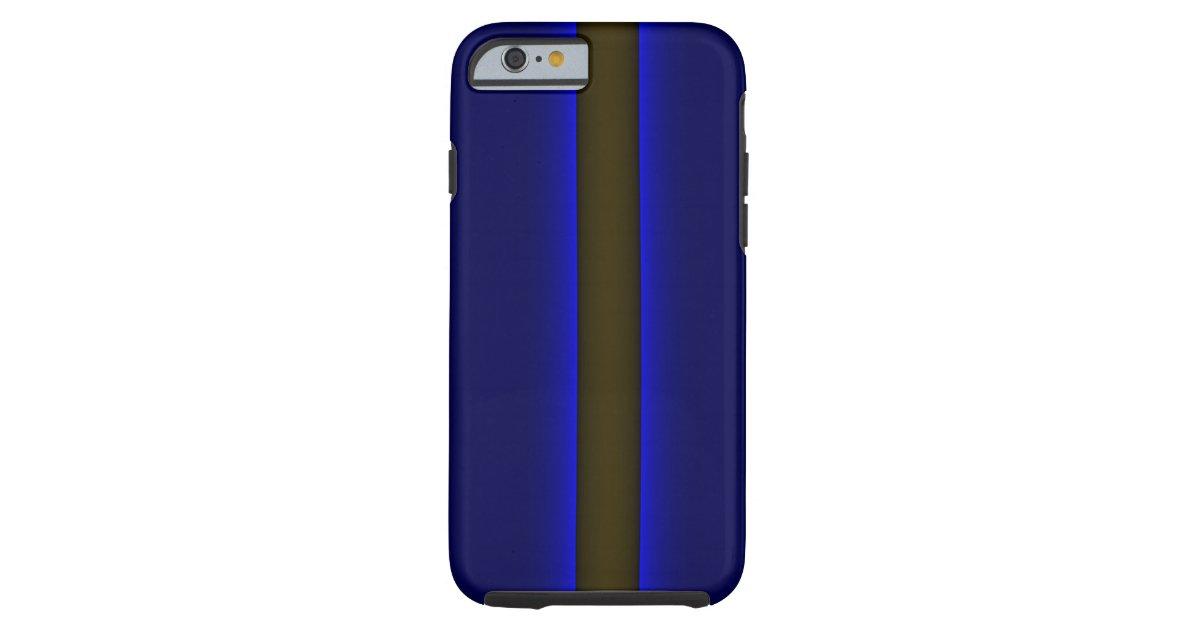 Thin Blue Line Phone Case Iphone