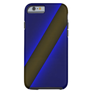 iPhone 6 case Police Thin Blue Line Tough iPhone 6 Case