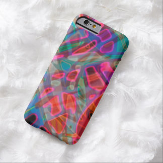 iPhone 6 Case Slim Colorful Stained Glass
