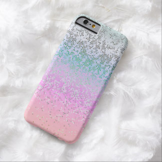 iPhone 6 Case Slim Glitter Star Dust