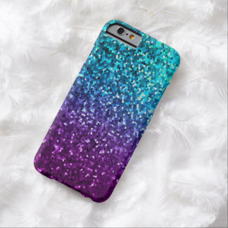 iPhone 6 Case Slim Mosaic Sparkley Texture