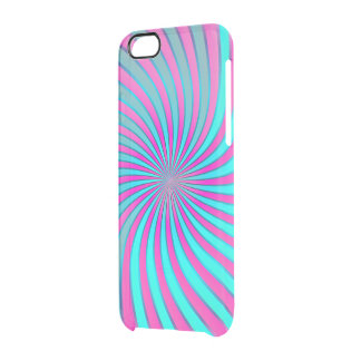 iPhone 6 Case Spiral Vortex