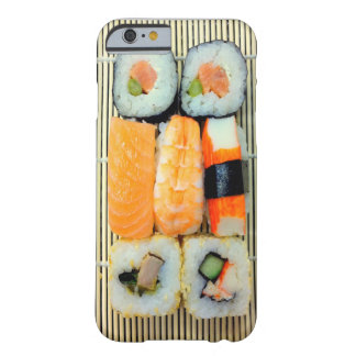 "iPhone 6 case ""Sushi"" Barely There iPhone 6 Case"