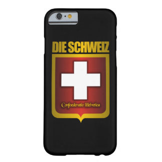 """iPhone 6 case""""Swiss Barely There iPhone 6 Case"""