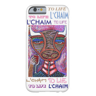 iPhone 6 case To Life L'Chaim Noak's Ark Bull Cell Barely There iPhone 6 Case