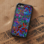 iPhone 6 Case Tough Floral Abstract Stained Glass Tough Xtreme iPhone 6 Case