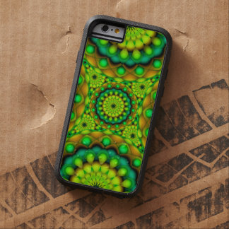 iPhone 6 Case Tough Mandala Psychedelic Visions