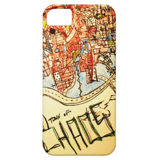 Iphone 6 case Town Of Chaos iPhone 5 Cover