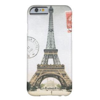 iPhone 6 case- Vintage Eiffel Tower