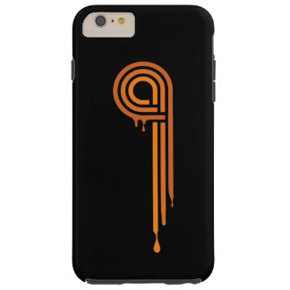 iPhone 6 case w/ Dripping Paint Logo