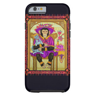 iphone 6 case with art by Zeek Taylor