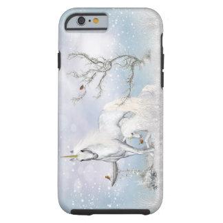 iPhone 6 case with Fantasy Unicorns