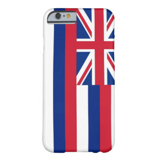 iPhone 6 case with Flag of Hawaii Barely There iPhone 6 Case