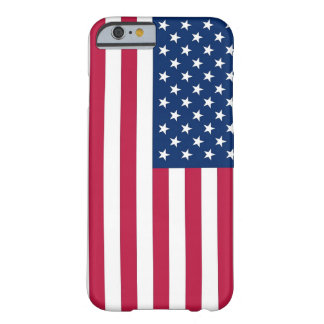 iPhone 6 case with Flag of the USA