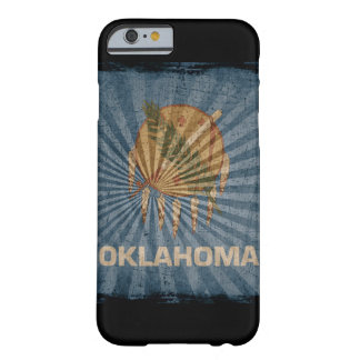 iPhone 6 case with state flag of Oklahoma