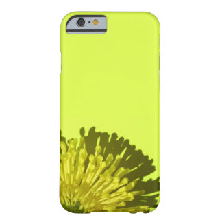 iPhone 6 Case Yellow Mum