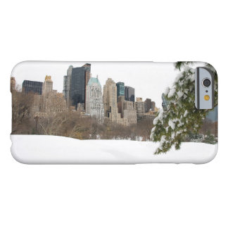 iPhone 6 - Central Park New York in Winter Barely There iPhone 6 Case