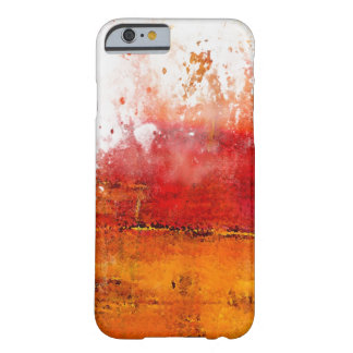 iPhone 6 Colorful Abstract Splash Barely There iPhone 6 Case