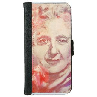 Iphone 6 flip case/wallet Art Deco iPhone 6 Wallet Case