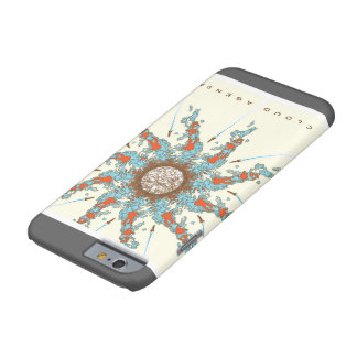 iPhone 6 Parchment Spiral Barely There iPhone 6 Case