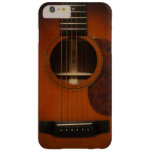iPhone 6 plus Acoustic Guitar Case Barely There iPhone 6 Plus Case