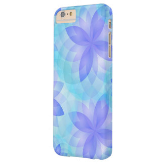 iPhone 6 Plus Case Abstract Lotus Flowers