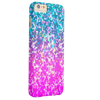 iPhone 6 Plus Case Balery Glitter Graphic