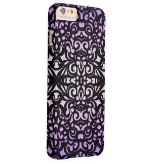 iPhone 6 Plus Case Barely Damask Style Inspiration