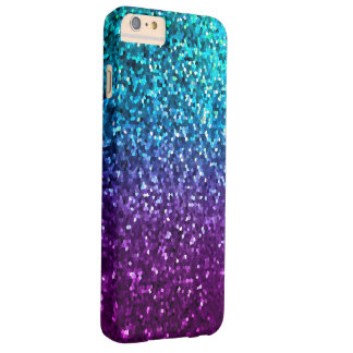 iPhone 6 Plus Case Barely Mosaic Sparkley Texture