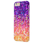 iPhone 6 Plus Case Barely There Glitter Graphic Barely There iPhone 6 Plus Case