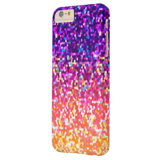 iPhone 6 Plus Case Barely There Glitter Graphic