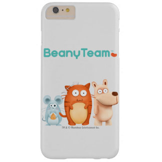 iPhone 6 Plus Case: BeanyTeam™ - Cat & Mouse & Dog