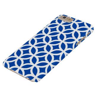 iPhone 6 Plus Case - Cobalt Blue Geometric