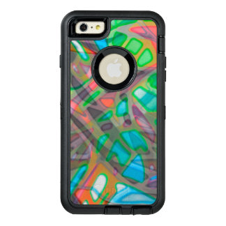iPhone 6 Plus Case Colorful Stained Glass