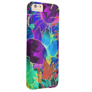 iPhone 6 Plus Case Floral Abstract Artwork