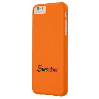 iPhone 6 Plus Case Full Orange for Ernestine