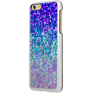 iPhone 6 Plus Case Glitter Graphic